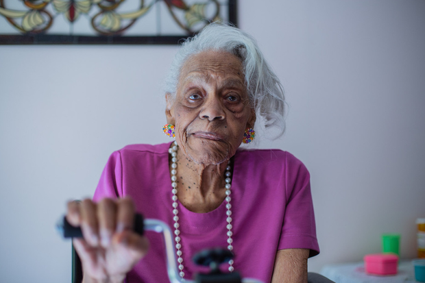 A country of centenarians
