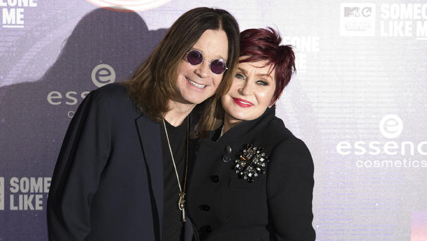 Ozzy Osbourne's alleged affair has been hard on his family ...Ozzy Osbourne Family 2014