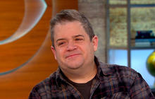 Comedian Patton Oswalt on new book, career in comedy and addiction to film