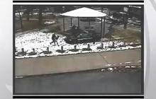 Video shows police restraining Tamir Rice's sister