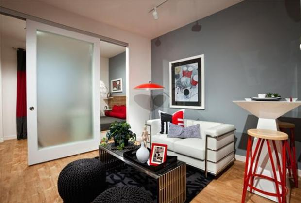 9 of the tiniest apartments in the US CBS News