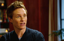 "Eddie Redmayne on breakout role in ""The Theory of Everything"""