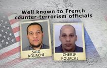 Suspects in Paris shooting familiar to security officials
