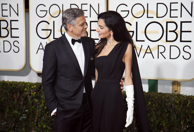 Golden Globe Awards 2015 red carpet