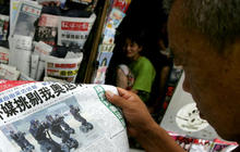 Free speech muted in China