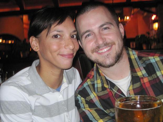 Robert Pape and wife Sara