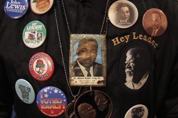 MLK Day observed across the U.S.