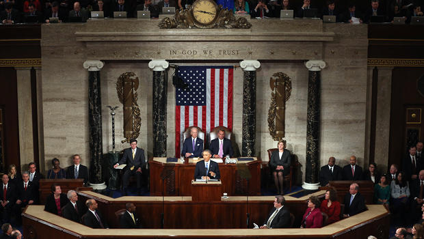 State of the Union in images