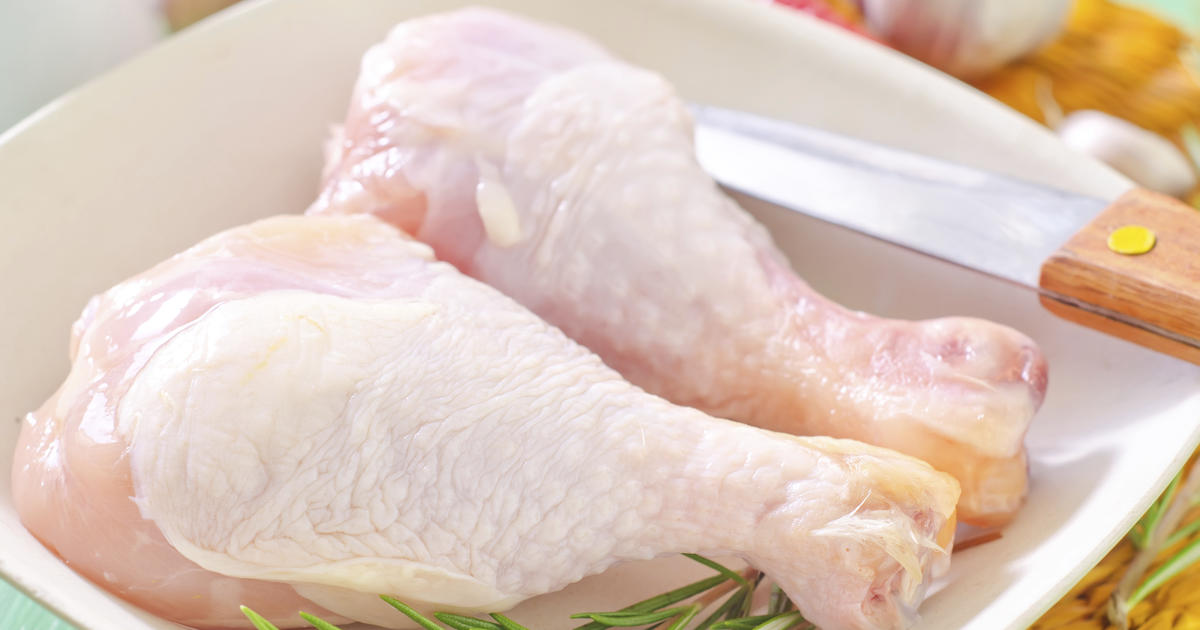Does Washing Raw Chicken Make It Safer To Eat Cbs News