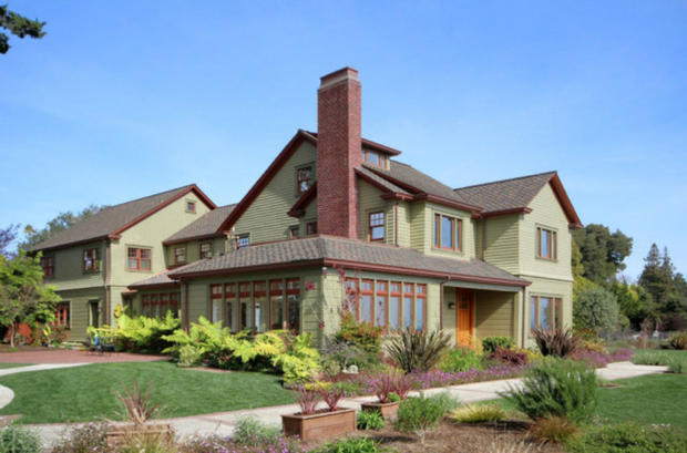 Forrest Hayes' Santa Cruz home