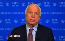 "John McCain: U.S.-Israel relations ""have never been worse"""
