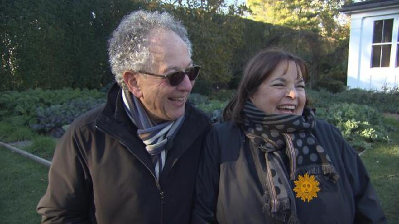 Jeffrey Garten On Being Husband To The Barefoot Contessa Cbs News,Painting And Decorating Images Free