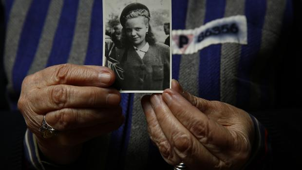 Auschwitz survivors tell their story 70 years later