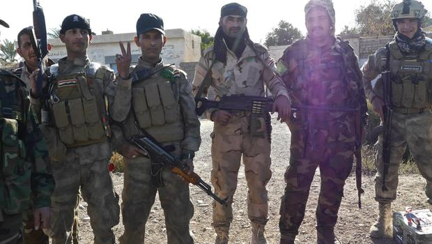 Fighting ISIS with the Badr Brigade