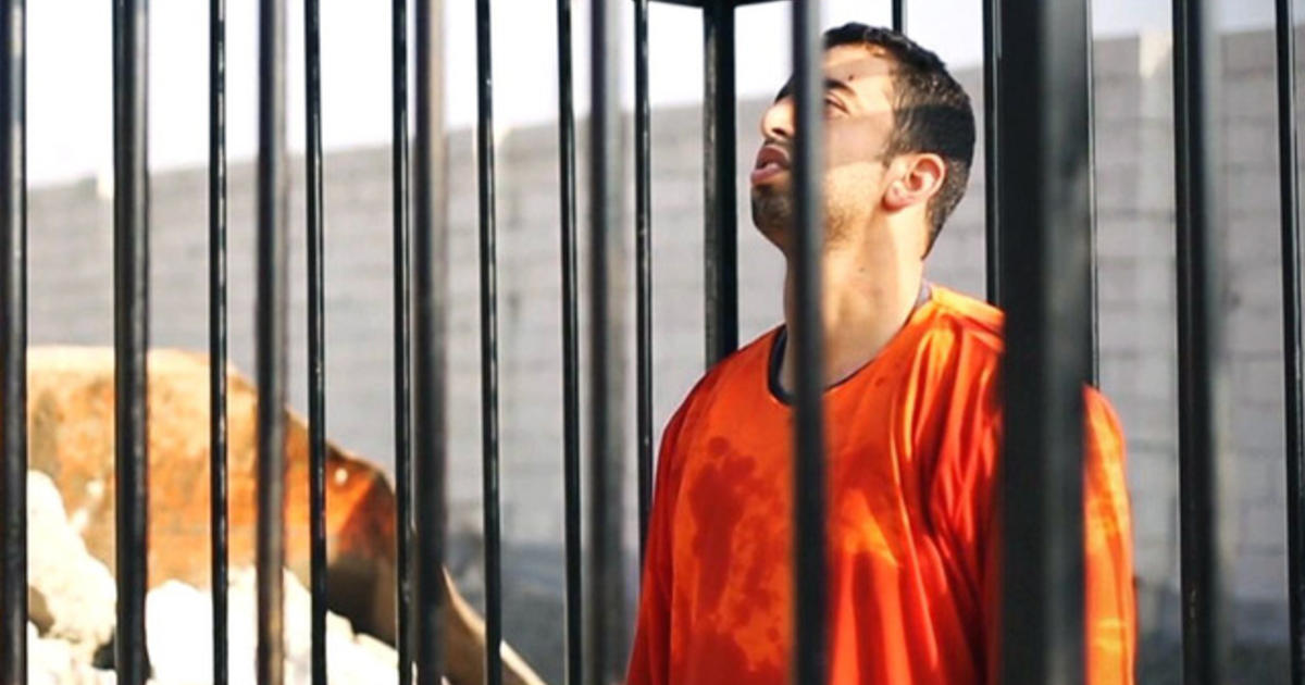ISIS video shows Jordanian pilot being burned to death - CBS News