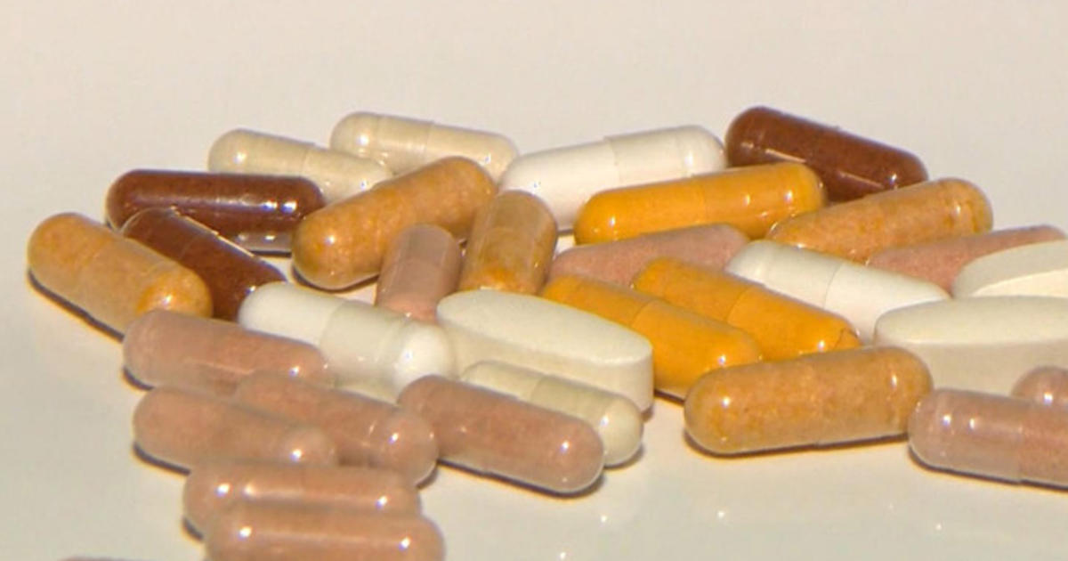 Herbal supplements industry lashes out at fraud claims - CBS News
