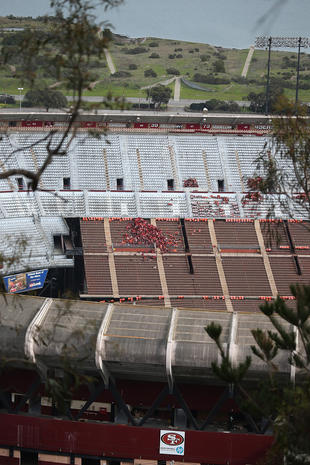 Demolishing Candlestick Park
