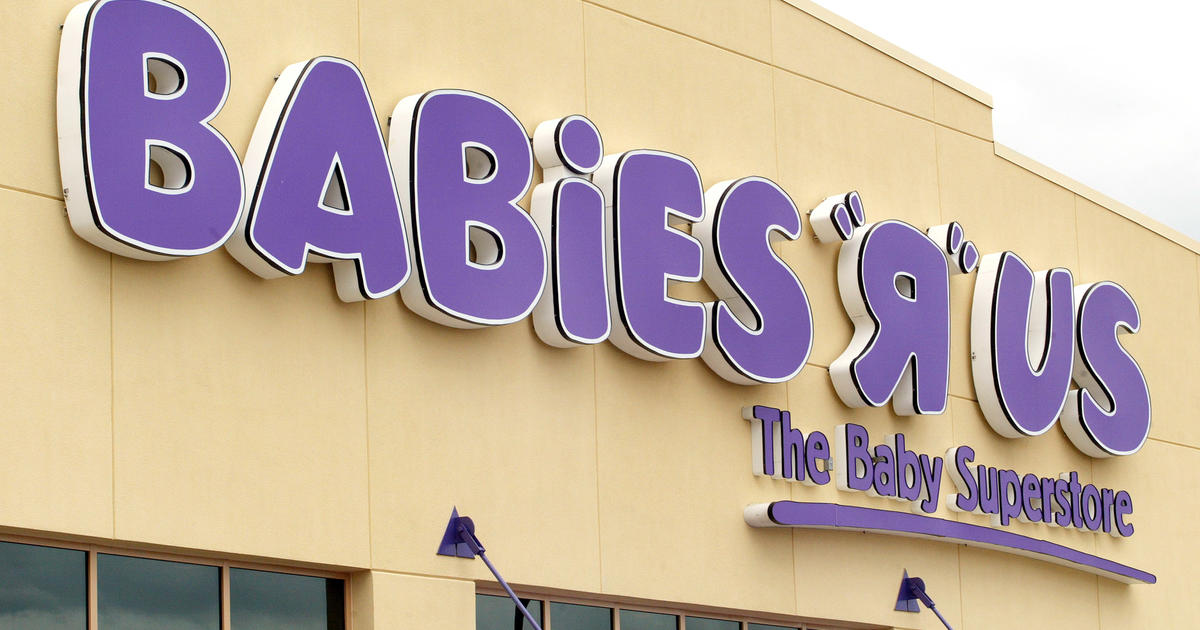 Walmart Is Out To Woo Babies R Us Shoppers