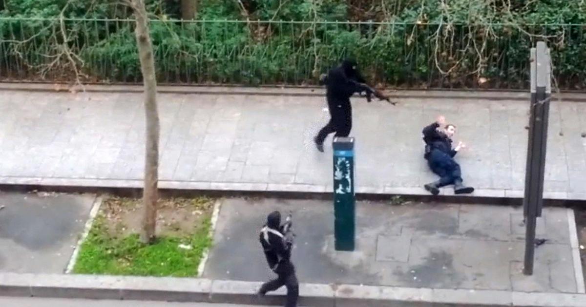 A new kind of terrorist
