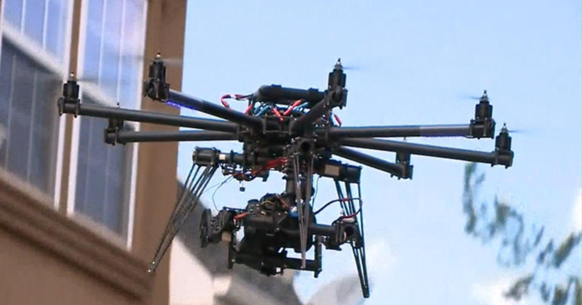 FAA proposes new drone regulations - CBS News