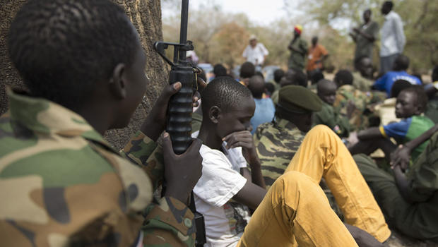 civil war in south sudan enters devastating second year