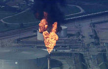 Watch: Explosion reported at ExxonMobil refinery in California
