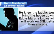 "Eddie Murphy refused to play Bill Cosby on ""SNL"""