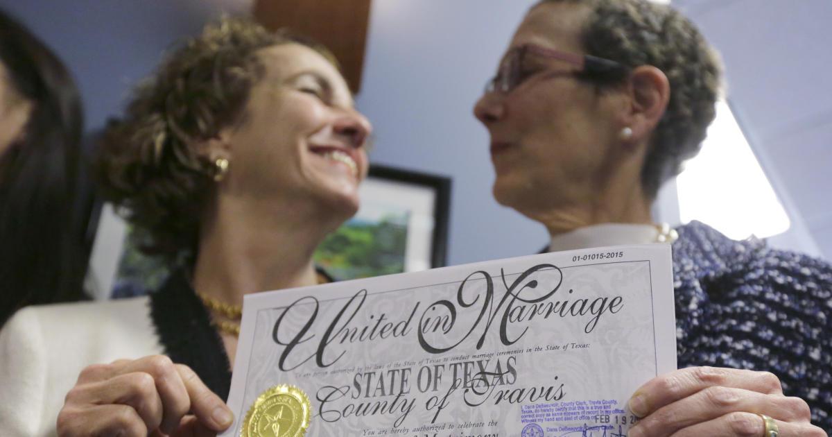 same sex couples health benefits in Waco