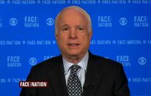 """John McCain: """"Ashamed of my country"""" over Ukraine response"""