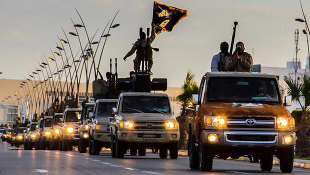 Isis Leader Confirmed Killed By Us Forces Cbs News