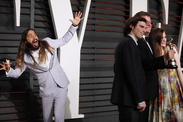 Oscars 2015 parties