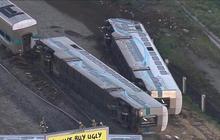 Former NTSB chair on California train derailment