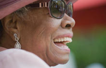 "Maya Angelou ""Forever"": Late author honored with postage stamp"