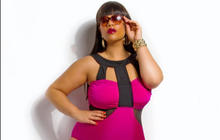 Plus-size fashion design a growing market