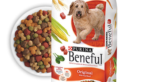 Purina Dog Food Made Dogs Sick