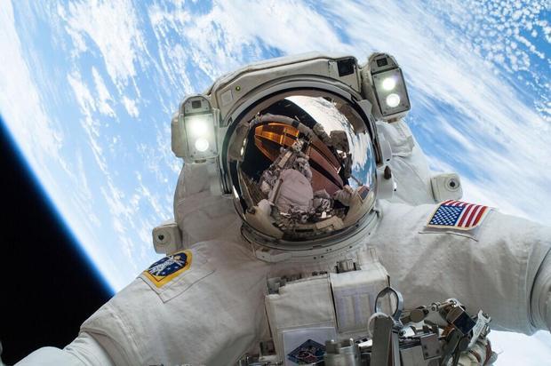Space Selfies