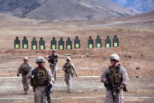 Green Berets - A look at the dizzying array of the U S  military's