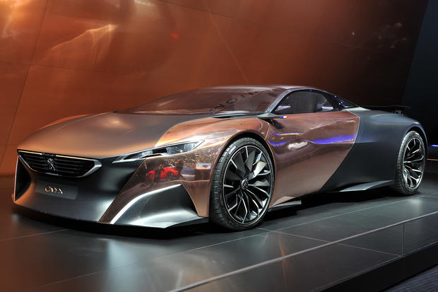 Wonderful Wheels at the Geneva Motor Show