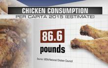 McDonald's to limit antibiotics in chicken supply