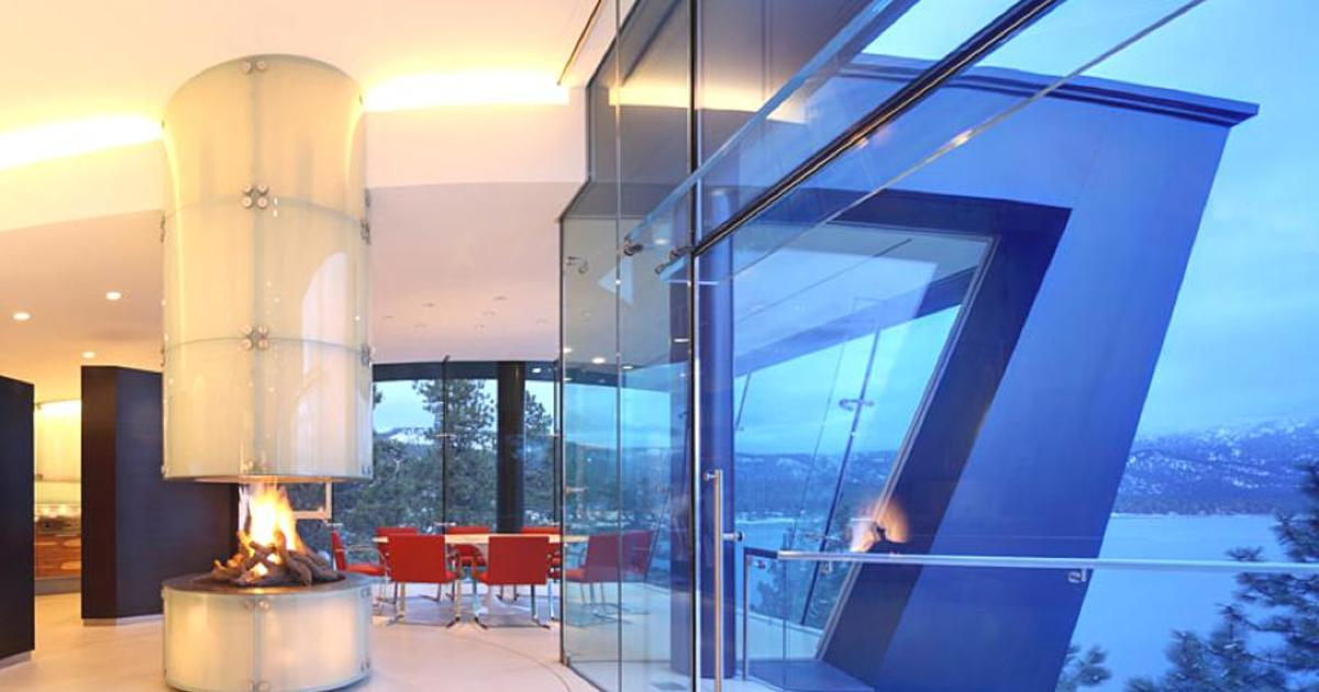 Used 2015 Tahoe >> Living on the edge: 8 cliffside homes - CBS News