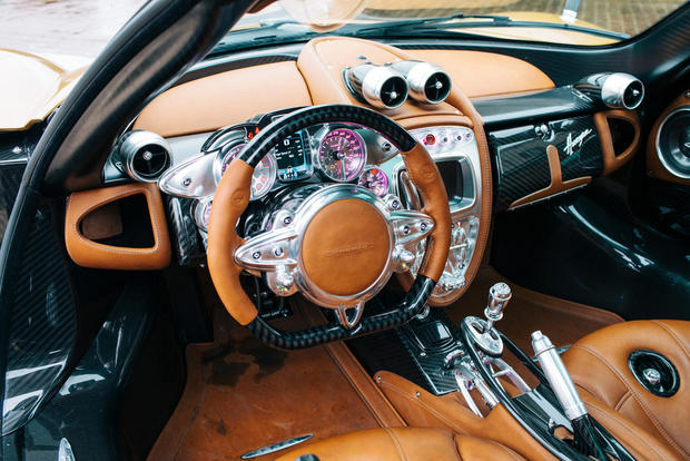 Pagani Huayra These Bespoke Deliciously Excessive Rides Will