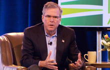 Jeb Bush on fixing the broken immigration system