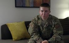 Navy veteran highlights push for transgender rights