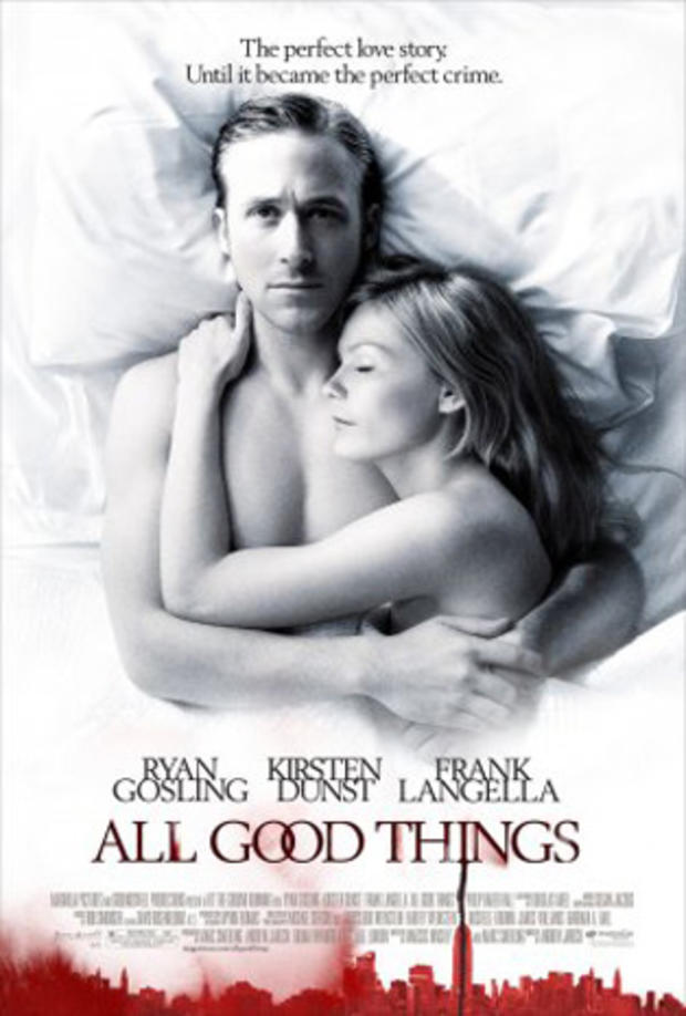 "Movie poster: ""All Good Things"""