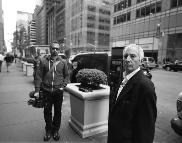 """Jixc"" filmmaker Andrew Jarecki & Robert Durst"