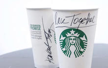 """Starbucks ends """"race together"""" campaign amid public backlash"""