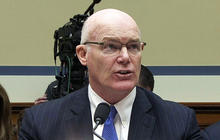 Lawmakers grill Secret Service chief over agency's embarrassing incidents