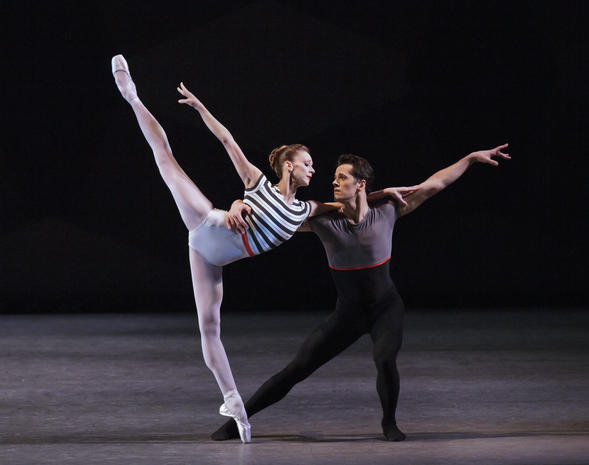 Justin Peck's ballets