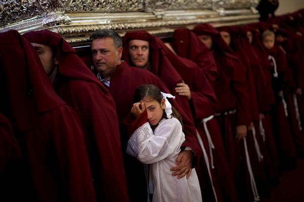 Palm Sunday in pictures