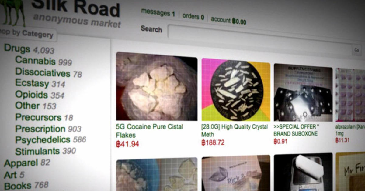 DEA agent and Secret Service member allegedly stole Bitcoins on Silk Road -  CBS News